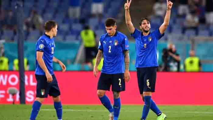 TRỰC TIẾP bóng đá Ý vs Wales. VTV6, VTV3 trực tiếp EURO 2021 hôm nay