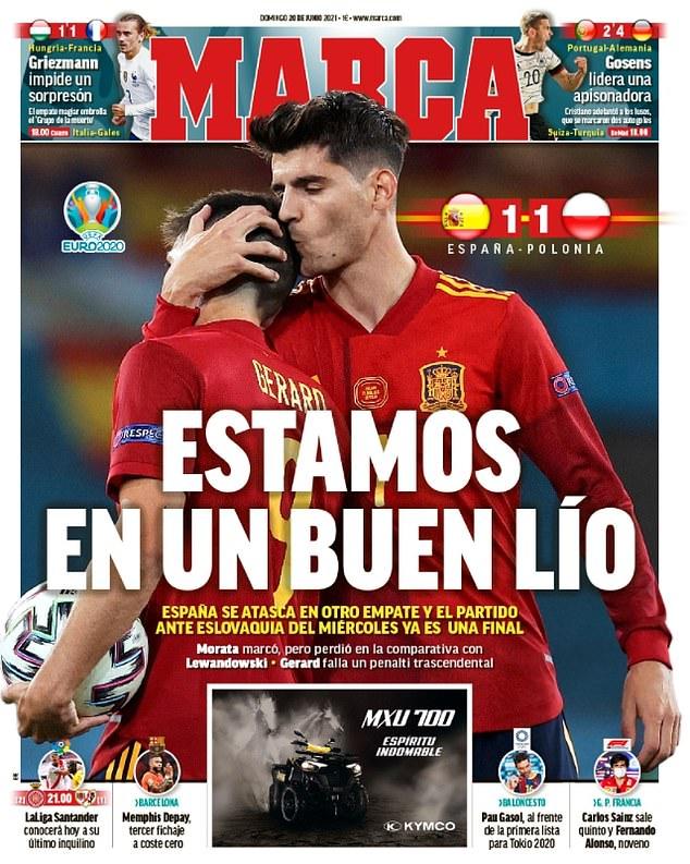 Tây Ban Nha, EURO 2021, đt tây ban nha, alvaro morata, bóng đá, lịch thi đấu bóng đá, lịch thi đấu euro 2021, ba lan, slovakia
