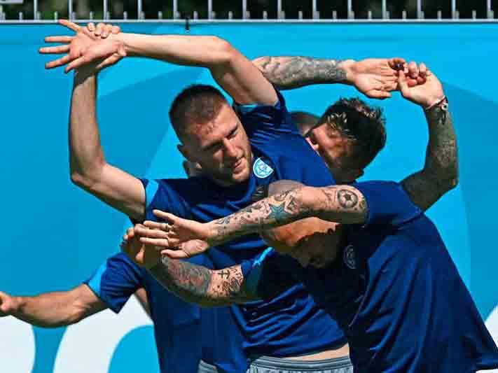 TRỰC TIẾP bóng đá Thụy Điển vs Slovakia. VTV6, VTV3 trực tiếp EURO 2021 hôm nay