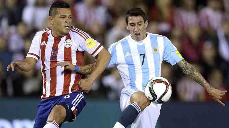 Trực tiếp bóng đá hôm nay: Argentina vs Paraguay, Copa America 2021