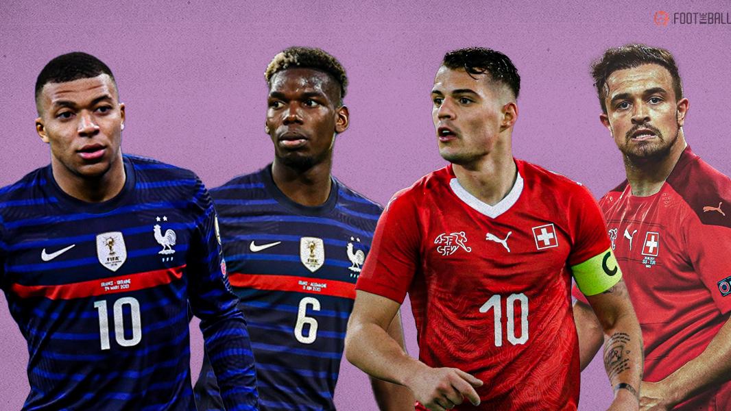 VTV3 VTV6 TRỰC TIẾP bóng đá Pháp vs Thụy Sĩ, EURO 2021 vòng 1/8