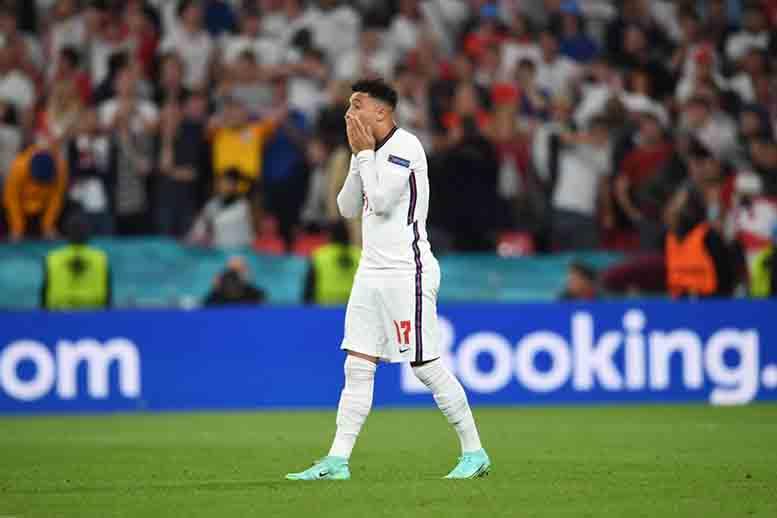 Jadon Sancho, EURO 2021, bóng đá, lịch thi đấu, Marcus Rasford, MU, manchester united