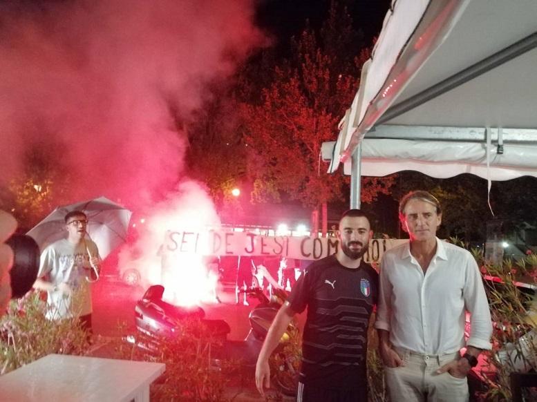 Roberto Mancini, EURO 2021, Ý, Jesi, bóng đá, tuyển ý, ý vô địch EURO 2021