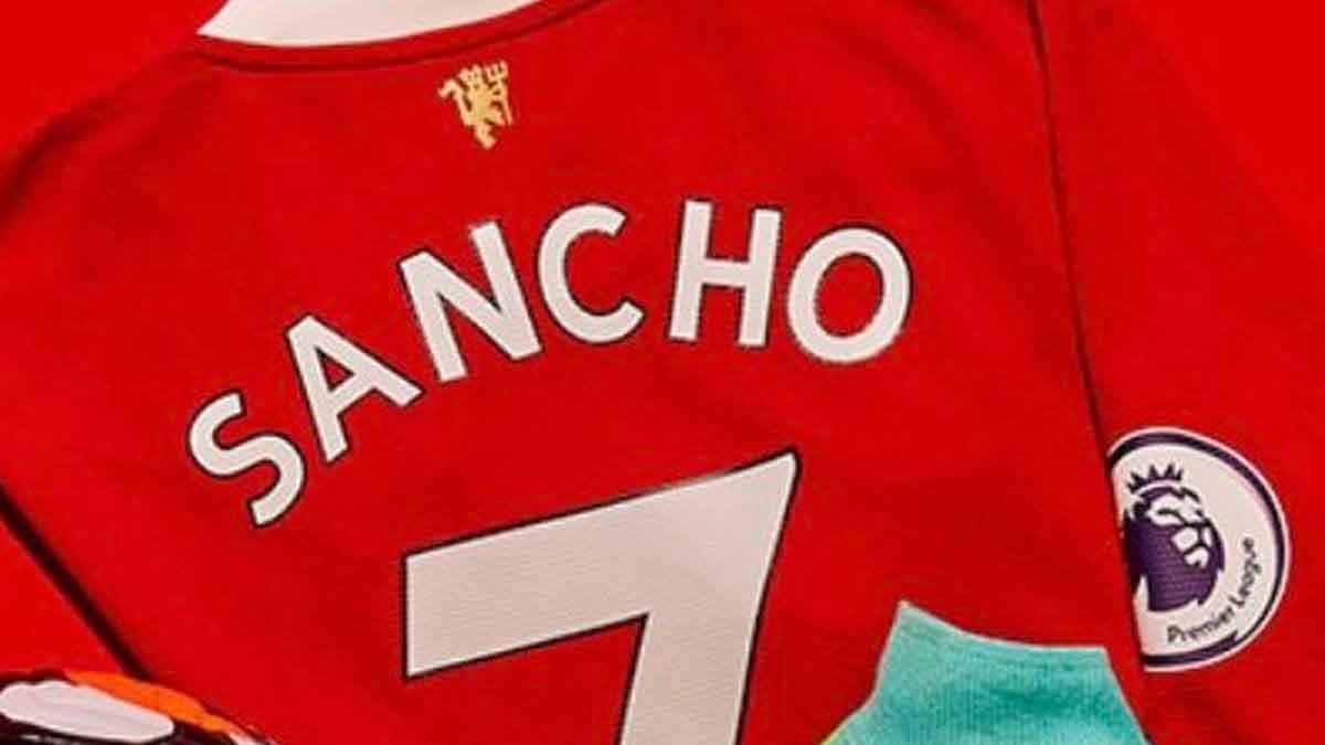 Bóng đá hôm nay 22/7: Lộ số áo của Jadon Sancho ở MU, Van Gaal trở lại dẫn dắt Hà Lan