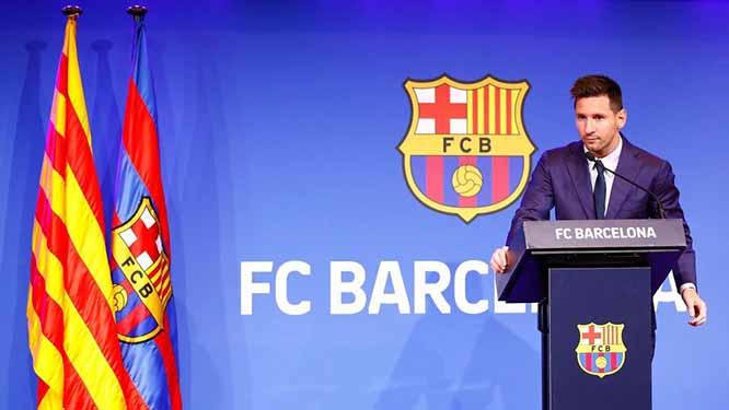 Barca đâm đơn lên Ủy ban châu Âu, ngăn PSG chiêu mộ Messi
