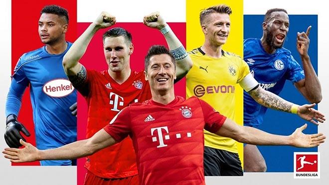 Tỷ lệ kèo nhà cái trực tuyến bóng đá Đức Bundesliga vòng 2