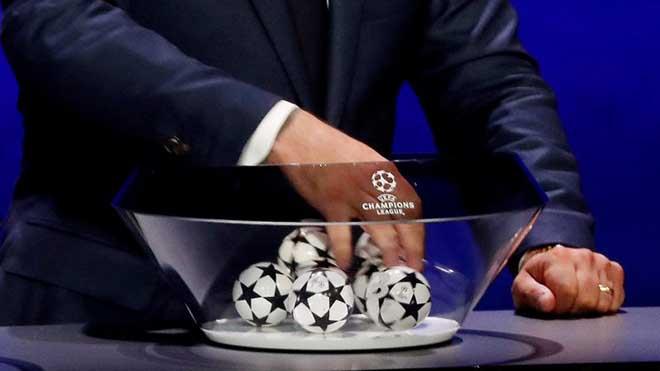 Bốc thăm Cúp C1: Xem trực tiếp, kết quả bốc thăm vòng bảng Champions League