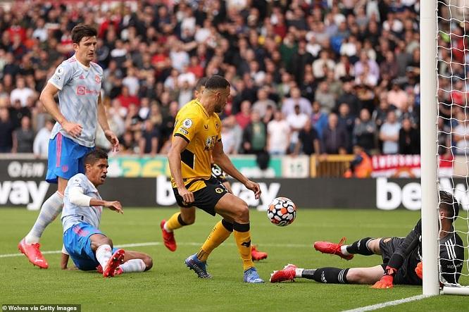 MU, Kết quả bóng đá Anh, Wolves 0-1 MU, De Gea, Kết quả Ngoại hạng Anh hôm nay, ket qua bong da, Ngoại hạng Anh, bảng xếp hạng Ngoại hạng Anh, kết quả Wolves vs MU
