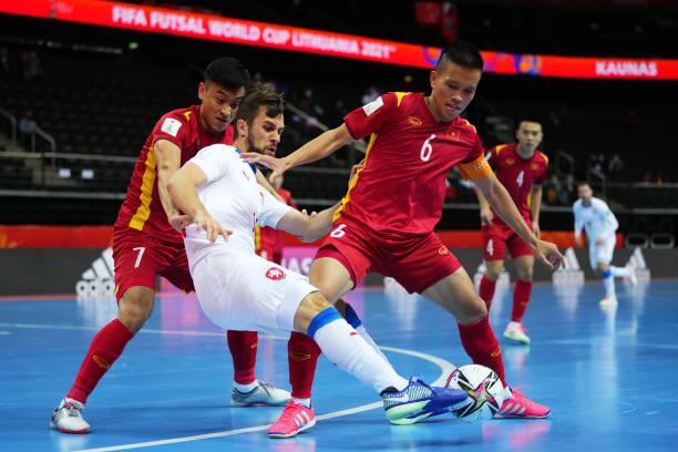 kết quả Futsal World Cup 2021, kết quả Futsal, kết quả Futsal thế giới, kết quả bóng đá, kết quả bóng đá hôm nay, kết quả futsal Việt Nam, Văn Ý, Hồ Văn Ý