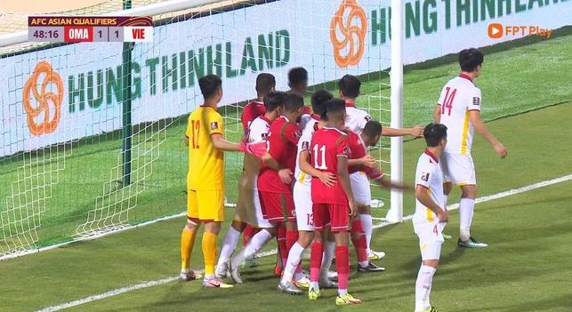Việt Nam vs Oman, ket qua bong da, Việt Nam 1-3 Oman, bảng xếp hạng vòng loại World Cup 2022 châu Á, xếp hạng bảng B, bảng xếp hạng bảng B, kết quả bóng đá hôm nay