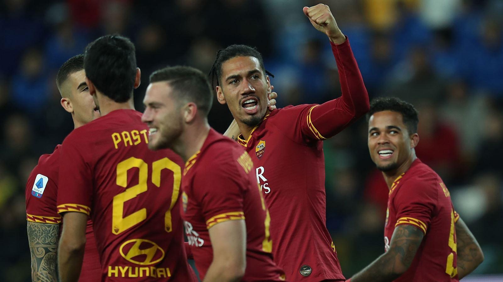 Smalling, AS Roma, MU, manchester united, trực tiếp bóng đá, bóng đá, Chris Smalling, chuyển nhượng, lịch thi đấu bóng đá, Serie A
