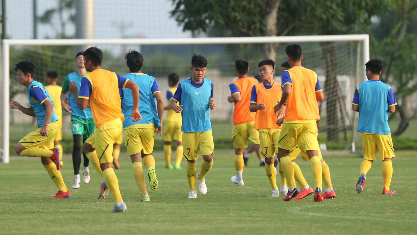 Trực tiếp bóng đá hôm nay: U19 Việt Nam đấu với U19 Guam (19h00). HTV trực tiếp U19 nam châu Á 2020