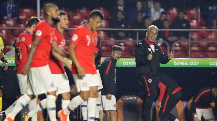 Chile, Peru, Peru vs Chile, Chile vs Peru, trực tiếp bóng đá, Copa America 2019, Reinaldo Rueda