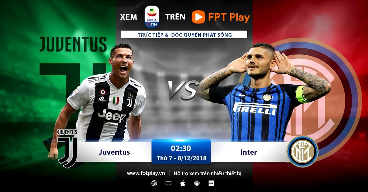 Trực tiếp Juventus vs Inter Milan, link xem Juventus vs Inter Milan, Juventus vs Inter Milan, xem trực tiếp Juventus vs Inter Milan, trực tiếp bóng đá