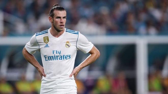Gareth Bale dính chấn thương, có thể lỡ trận gặp Man United, bị gọi là 'chân thủy tinh'