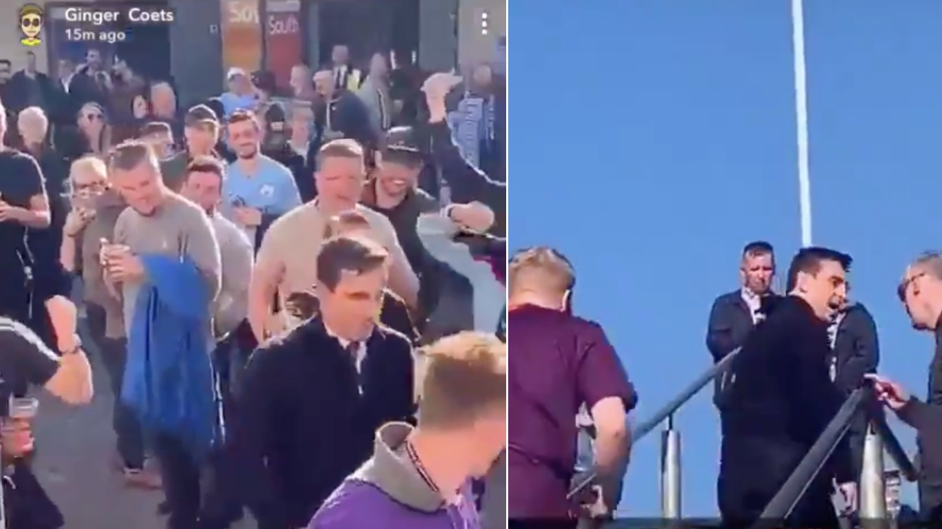 Bị CĐV Man City tấn công, Gary Neville vẫn phải ca ngợi Pep Guardiola