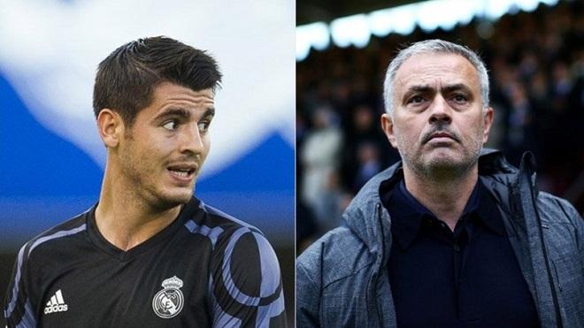 Với nghệ thuật hắc ám, Mourinho sẽ biến Morata thành 'sát thủ' đáng sợ