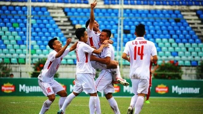 TRỰC TIẾP U19 Việt Nam 1-1 U19 Hàn Quốc: Cho Young-Wook ghi bàn gỡ hòa trên chấm 11m (Hiệp 1 KT)