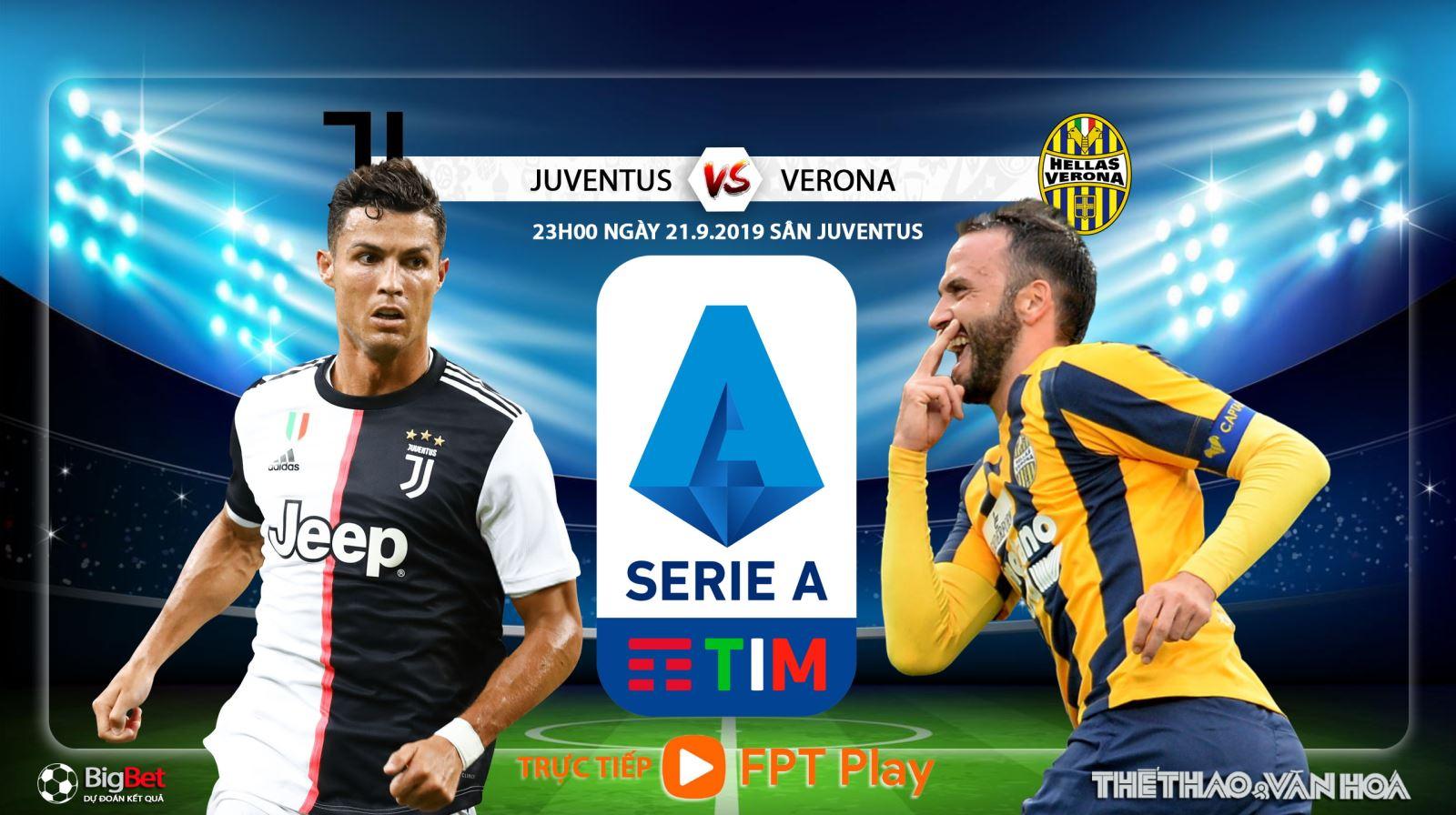 Xem lại Juventus vs Hellas Verona Highlights và Full match