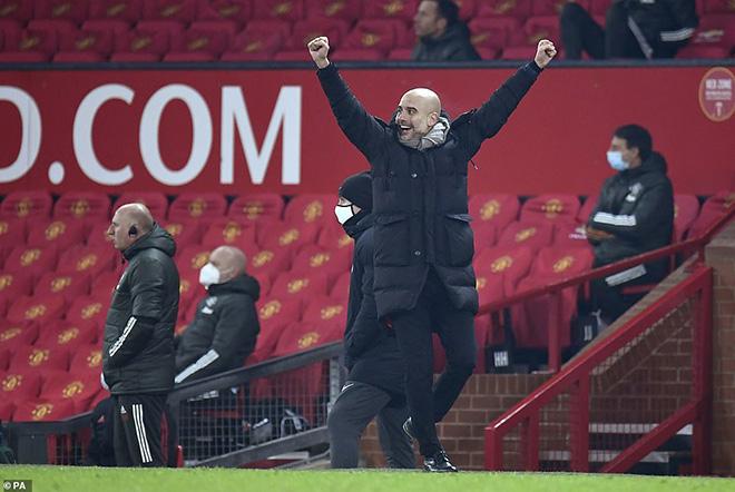 Ket qua bong da, MU vs Man City, Kết quả Cúp Liên đoàn Anh, MU bị loại, Kqbd, kết quả MU vs Man City, video MU vs Man City, MU, Man City, Ole Solskjaer, Pep Guardiola