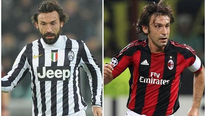 AC Milan - Juventus: Dấu gạch nối Pirlo
