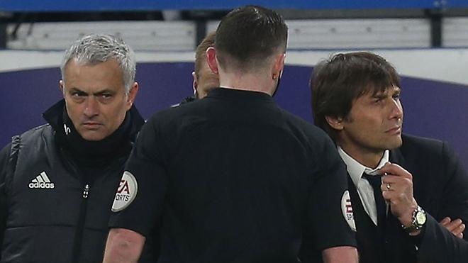 Chelsea - M.U: Conte và Mourinho thù hận nhau đến mức nào?
