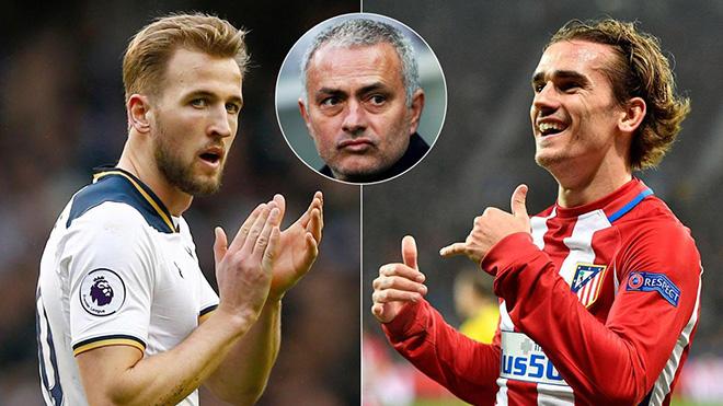 Chuyển nhượng M.U: Những tiền đạo 100 triệu trong tầm ngắm của Mourinho