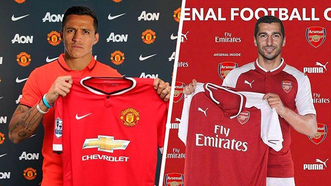 Mua được Sanchez rồi, M.U có mạnh hơn Man City?