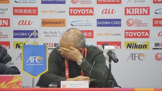 Kỳ diệu quá, U23 Việt Nam. Cảm ơn ông, Park Hang Seo!!!