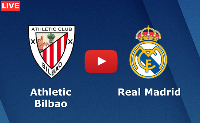 Real, Real Madrid, Athletic Bilbao vs Real Madrid, Trực tiếp bóng đá, Trực tiếp Real, Xem trực tiếp Bilbao vs Real Madrid, link trực tiếp Real Madrid, truc tiep bong da