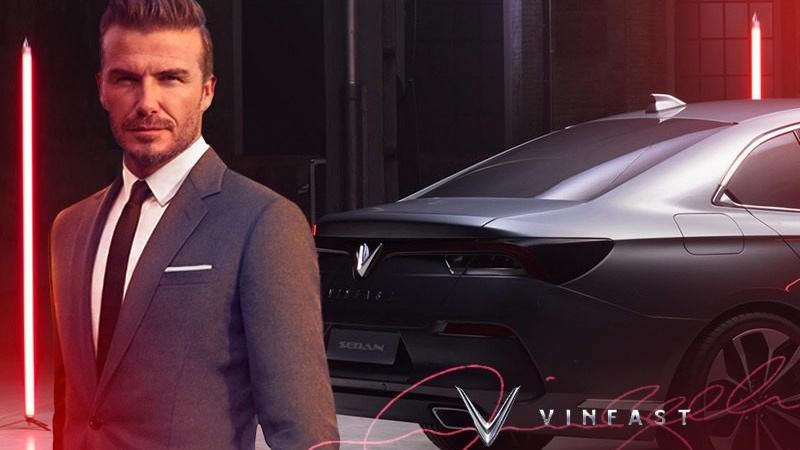David Beckham nhận lời mời của Vinfast, xuất hiện trong lễ ra mắt xe ô tô