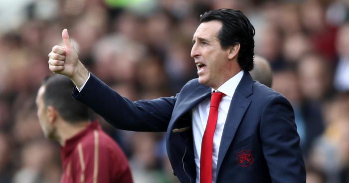 Arsenal, Pháo thủ, Emery, Unai Emery, Arsenal thăng hoa, Arsenal thắng liên tục, Arsenal đạt phong độ tốt, bảng xếp hạng bóng đá Anh, Ngoại hạng Anh, lịch thi đấu Arsenal