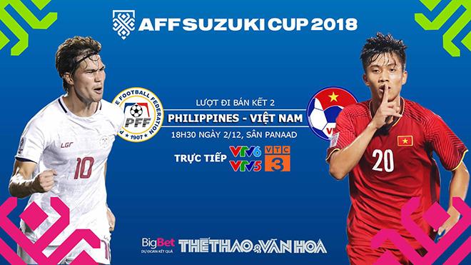Soi kèo, nhận định, dự đoán bóng đá: Malaysia vs Thái Lan, Philippines vs Việt Nam, AFF Cup 2018. VTV6, VTC3