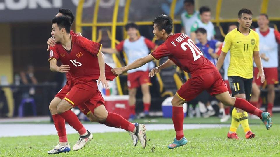 VTV6. VTC3. Trực tiếp bóng đá Việt Nam vs Malaysia, AFF Cup 2018. Lịch thi đấu bóng đá hôm nay