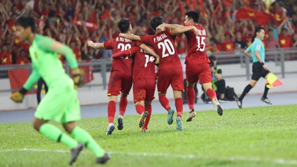 Việt Nam vô địch! Việt Nam, nhà vô địch AFF Cup 2018! Cảm ơn Park Hang Seo!