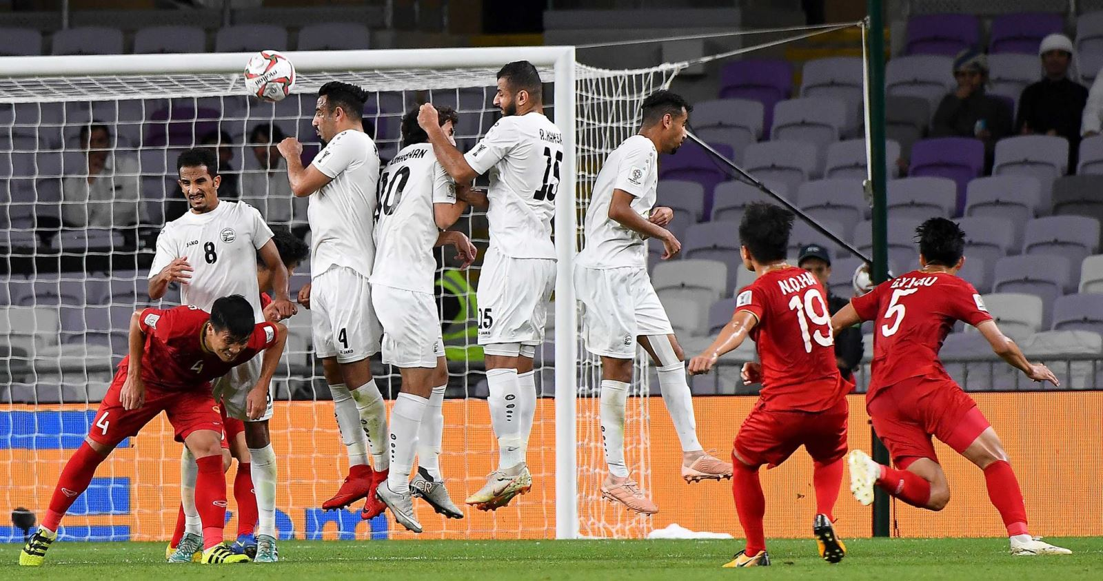 VTV6. Trực tiếp bóng đá hôm nay: Việt Nam vs Jordan, Thái Lan vs Trung Quốc, Iran vs Oman