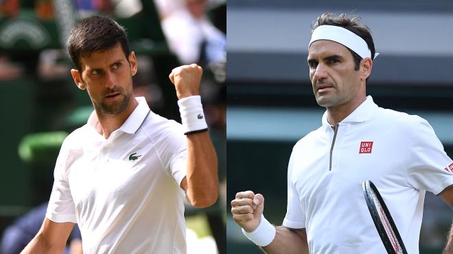 trực tiếp quần vợt, truc tiep tennis 2019, trực tiếp Wimbledon, xem tennis hôm nay, Novak Djokovic vs Roger Federer, Djokovic vs Federer, chung kết Wimbledon 2019