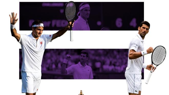 Lịch thi đấu và trực tiếp tennis: Serena Williams vs Halep, Djokovic vs Federer - Chung kết Wimbledon 2019