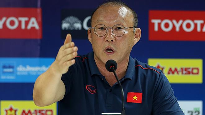 HLV Park Hang Seo được đặt nhiều kỳ vọng dẫn dắt ĐTQG Việt Nam giành thắng lợi
