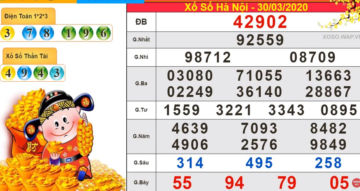 xổ số miền Bắc ngày 30 tháng 3, xổ số hôm nay, xs hôm nay, kết quả xổ số hôm nay, XSMB, SXMB, KQXS, xổ số miền Bắc, XSMB XSMN kết quả xổ số hôm nay miền Bắc, XSMB thứ 2