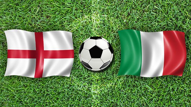 Soi kèo Ý vs Anh. Kèo nhà cái. Nhận định bóng đá. VTV3 VTV6 trực tiếp EURO 2021