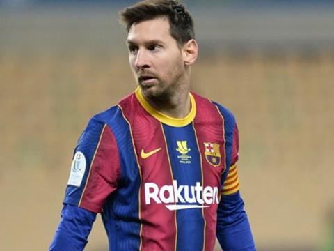 CHÍNH THỨC: Messi rời Barcelona