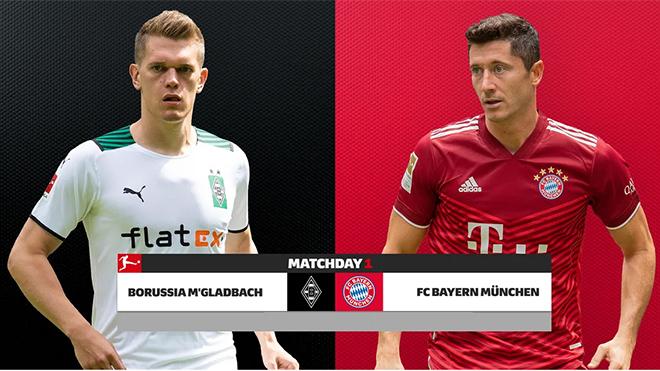 Soi kèo nhà cái Gladbach vs Bayern Munich và nhận định bóng đá Đức Bundesliga (01h30, 14/8)
