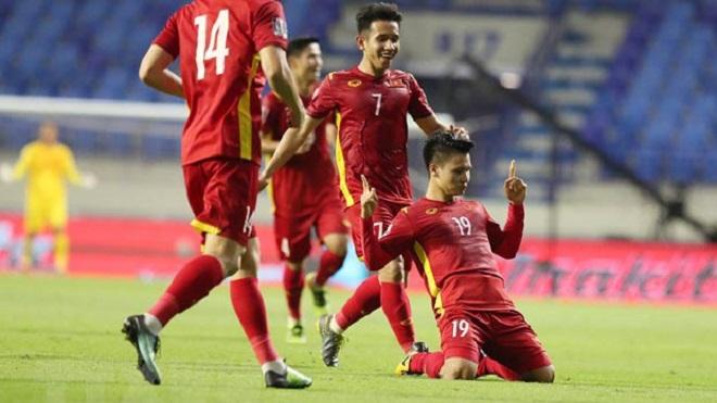 VTV6 VTV5 trực tiếp bóng đá Việt Nam vs Úc, vòng loại World Cup 2022(19h00, 7/9)