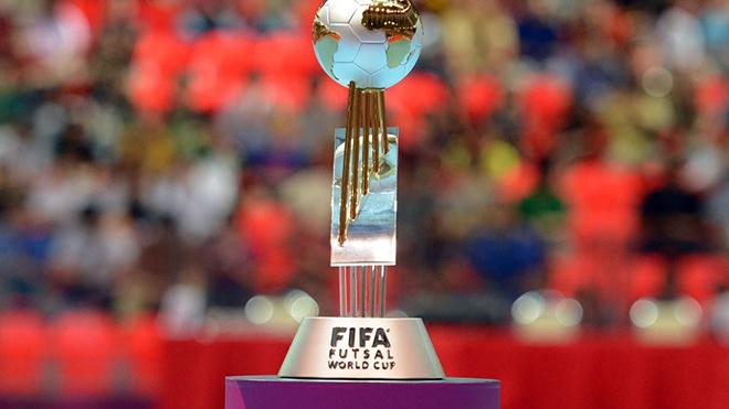 Lịch thi đấu bóng đá Futsal World Cup 2021. Lịch thi đấu Futsal Việt Nam vòng 1/8