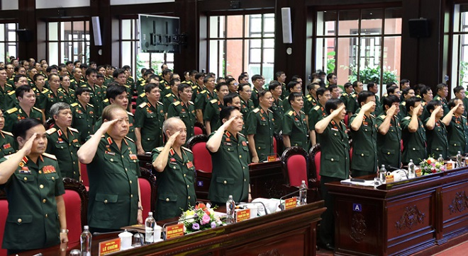 Trung tướng, Phùng Sĩ Tấn, Giữ chức, Bí thư Đảng ủy Bộ Tổng Tham mưu