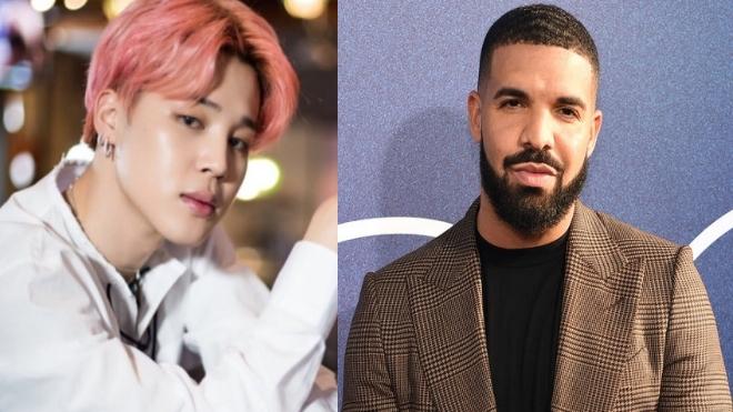 Jimin BTS đánh bại Drake, lọt danh sách bài hát có nhiều lượt nghe nhất