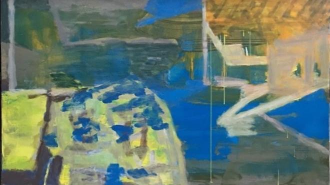 Khai mạc triển lãm 'Chuyện phố' của nhóm 5 họa sỹ