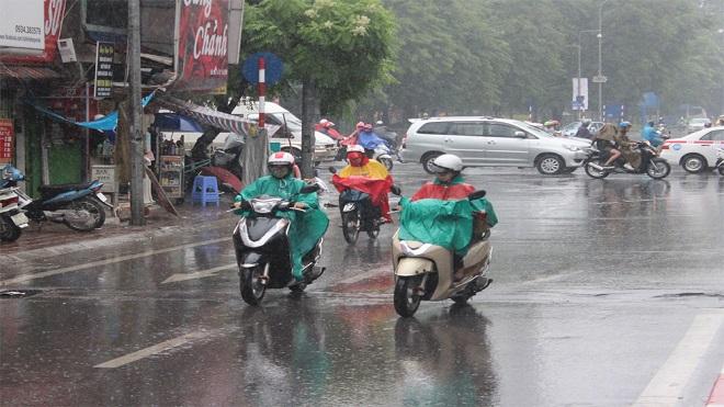 Dự báo thời tiết: Đêm 7 và ngày 8/9, vùng núi Bắc Bộ có mưa rất to