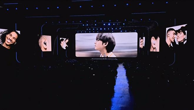 V BTS, gây bất ngờ ARMY, màn hợp tác bất ngờ, BTS, BTS V, BTS 2020, Samsung, BTS Youtube